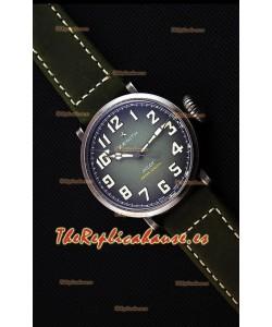 Zenith Pilot Type 20 Extra Especial Reloj Réplica Suizo con Dial en color Verde 40MM