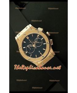 Hublot Vendome Reloj Cronógrafo Japonés en Oro Rosa