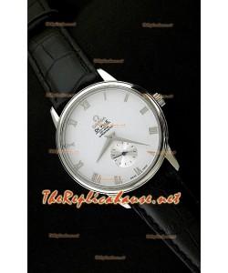 Omega Deville Reloj Automático Japonés en Acero