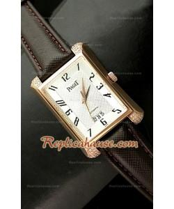 Piaget Automatique Reproducción Reloj Suizo Reproducción Escala 1:1