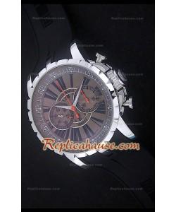 Roger Dubuis Excalibur Reproducción Reloj Suizo
