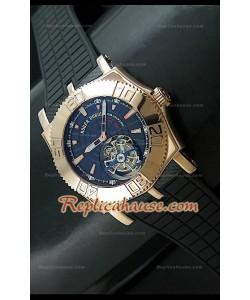 Roger Dubuis Tourbidiver Tourbilon Reproducción Reloj Suizo