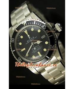Rolex Sea Dweller Vintage 1665 Edición Blanco Suizo