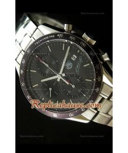 Reloj Suizo Tag Heuer Edición Carrera JM Fangio