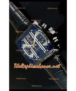Reloj Tag Heuer Monaco Concept – Ultima Réplica Espejo.