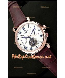 Vacheron Constantin Oro Rosa Reloj Calendario