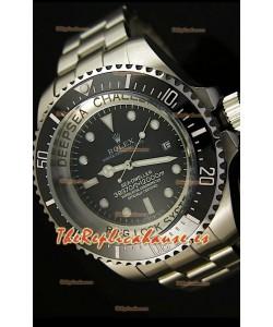 Reloj Rolex Sea Dweller Deep Sea Challenge, Réplica Cuerpo Suizo con movimiento Japonés
