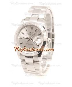Rolex Datejust Oyster Perpetual Reloj Réplica