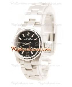 Rolex Datejust Oyster Perpetual Reloj de imitación Japonés - 28MM
