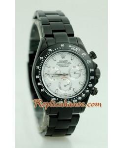 Rolex Réplica Daytona Reloj con revestimiento en PVD