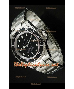 Rolex Sea Dweller Edición Clásica Reloj Suizo - Última Réplica a Escala 1:1