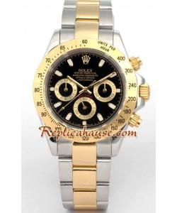 Reloj Rolex Réplica Daytona Dos Tonos