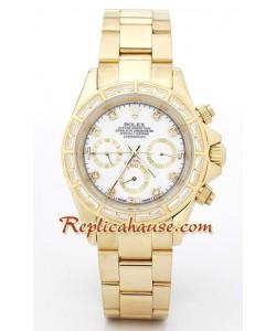 Reloj Rolex Réplica Daytona Oro 18K