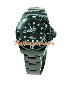 Rolex Réplica Sea Dweller Jacques Piccard Edición Reloj Suizo