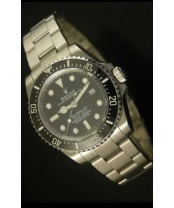Rolex Sea Dweller 116600 - Reloj Última Edición Mejorada 2015