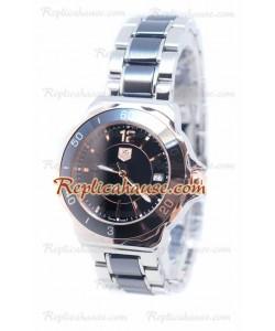 Tag Heuer Formula 1 Quartz Rose Gold Black Ceramic Reloj