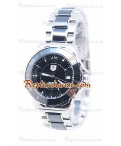 Tag Heuer Formula 1 Quartz Steel Black Ceramic Reloj