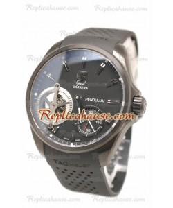 Tag Heuer Gry Carrera Pendulum Reloj Suizo de imitación