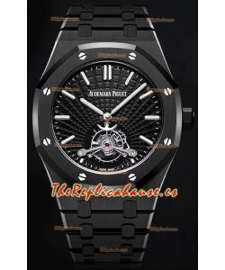 Audemars Piguet Royal Oak Tourbillon 41mm Extra-Thin Reloj con Caja Cerámica