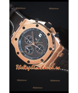 Audemars Piguet Royal Oak Offshore Don Ramon De La Cruz - Version espejo 1:1 Actualizada con Movimiento 3126