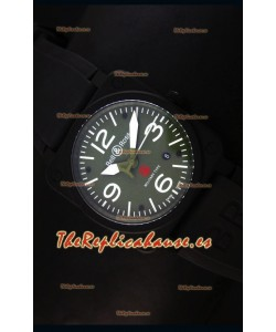 Bell & Ross BR03-92 Reloj Replica Suizo Dial Verde