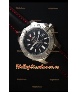 Breitling Avenger II Seawolf Marcadores tipo Stick 45MM - Reloj Replica a escala 1:1