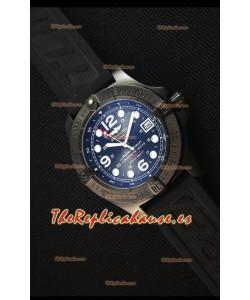 Breitling Superocean Steelfish Reloj Suizo con revestimiento DLC