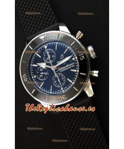 Breitling Superocean Heritage II Dial Negro 46MM Reloj Réplica Suizo a Espejo 1:1