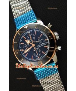 Breitling Superocean Heritage II Chronograph 46MM 1:1 Mirror Reloj Réplica Suizo