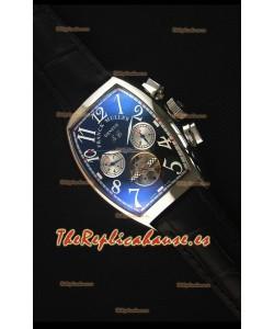 Franck Muller Master of Complications Tourbillon Reloj Replica versión Japonés