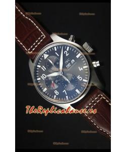 IWC IW377719 Pilot's Chronograph Spitfire Version espejo 1:1 Actualizada