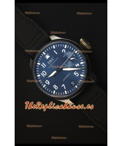 IWC Big Pilot's Boutique Rodeo Drive Edition Reloj Replica Suizo a Espejo 1:1 Versión Actuaizada al 2017 REF# IW502003