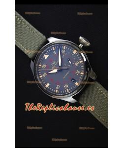 IWC Big Pilots Top Gun Miramar IW501902 Reloj Replica a Espejo 1:1 Caja de Cerámica