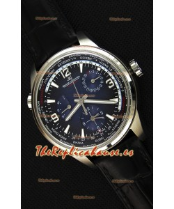 Jaeger-LeCoultre Polaris Geographic Reloj Réplica Suizo Caja de Acero - 904847J