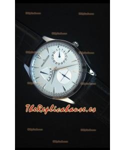 Jaeger-LeCoultre REF#1378420 Master Ultra Thin Réserve De Marche Reloj Replica escala 1:1