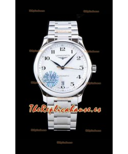 Longines Master Collection Automatic 38MM Ref# L26284 Reloj Réplica a Espejo 1:1