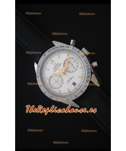 Omega Speedmaster 57 Co-Axial Reloj Cronógrafo en Correa de Piel