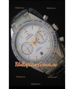 Omega Speedmaster 57 Co-Axial Reloj Cronógrafo Suizo con Marcadores en Oro Amarillo