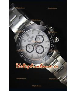 Rolex Cosmograph Daytona Bisel de Cerámica - Reloj replica Ultimate con Movimiento Cal.4130