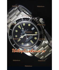 Rolex Sea Dweller Double Red 1665 Edición Vintage Reloj Replica Suizo espejo 1:1