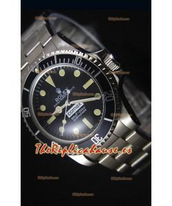 Rolex Submarienr COMEX Edición Reloj con Movimiento Japonés