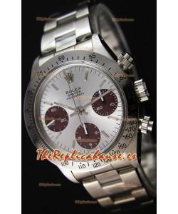 Rolex Daytona Vintage REF 6239 Reloj Réplica Suizo- Reloj de Acero 904L