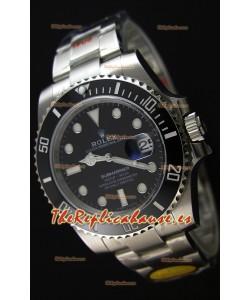 Rolex Submariner Ref#116610 ETA3135 Réplica a Espejo 1:1 - Reloj Ultimate de Acero 904L