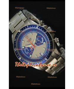 Reloj vintage de baquelita en movimiento suizo