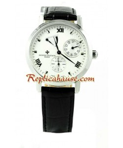 Vacheron Constantin Bateria de Reserva Reloj Réplica