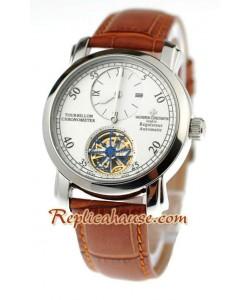 Vacheron Constantin Gry Complications Tourbillon Reloj Réplica