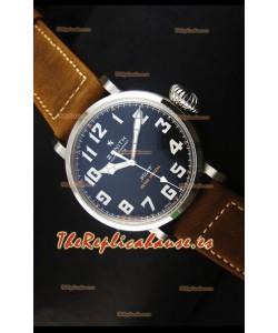 Zenith Pilot Type 20 Extra Special Reloj Réplica Suizo en Acero Inoxidable